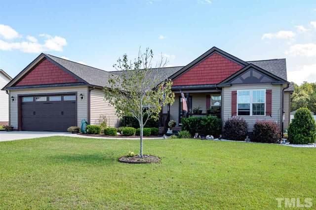 105 Ventura Drive, Clayton, NC 27527 (#2279913) :: RE/MAX Real Estate Service