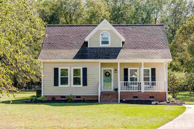 5921 S Downs Drive, Raleigh, NC 27603 (#2279927) :: Classic Carolina Realty