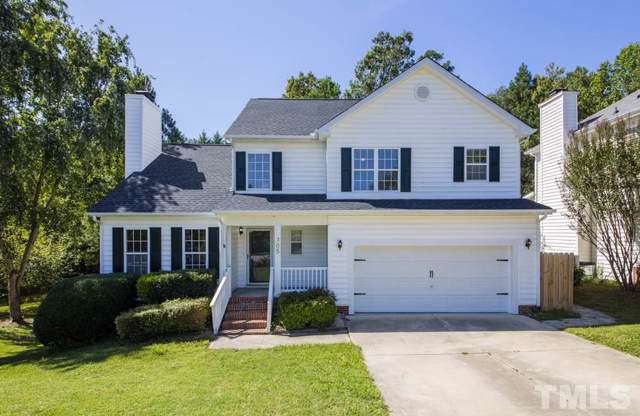 705 Midsummer Lane, Apex, NC 27502 (#2279943) :: Raleigh Cary Realty