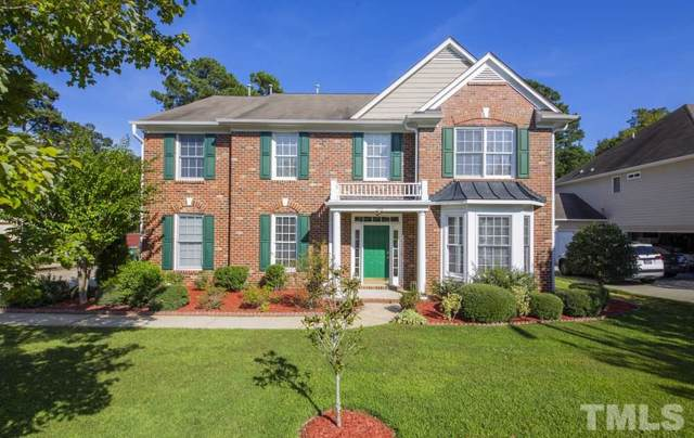 106 Shillings Chase Drive, Cary, NC 27518 (#2279944) :: Raleigh Cary Realty