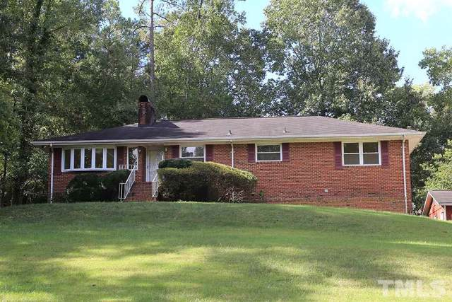 2901 Gretmar Drive, Durham, NC 27705 (#2279952) :: Raleigh Cary Realty