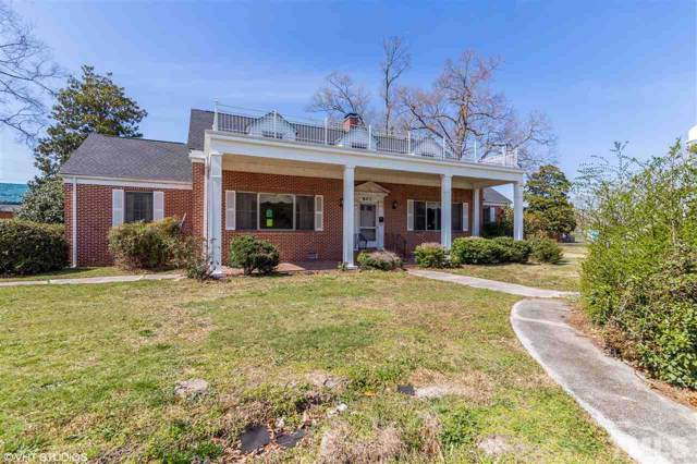 607 N Pollock Street, Selma, NC 27576 (#2279970) :: RE/MAX Real Estate Service