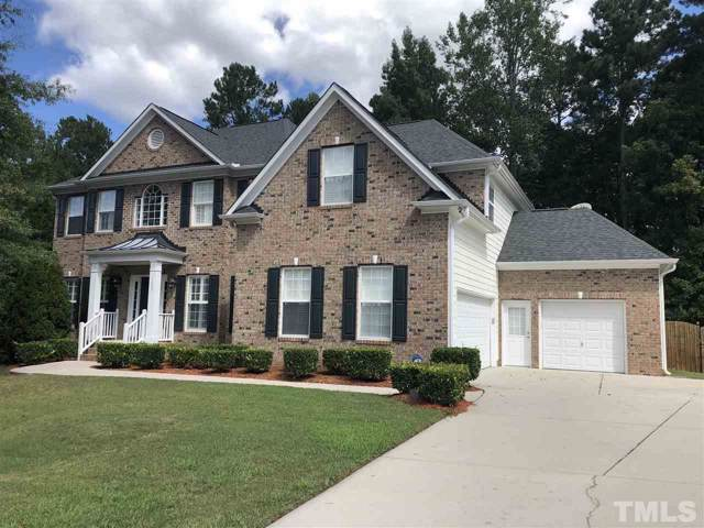 3663 Coach Lantern Avenue, Wake Forest, NC 27587 (#2279980) :: Raleigh Cary Realty