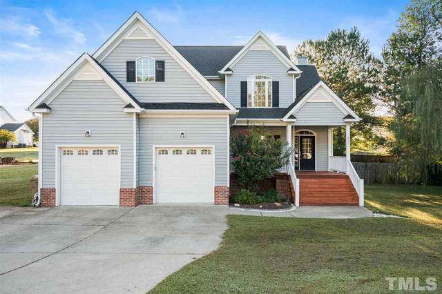 233 Pinecroft Drive, Clayton, NC 27520 (#2279984) :: RE/MAX Real Estate Service
