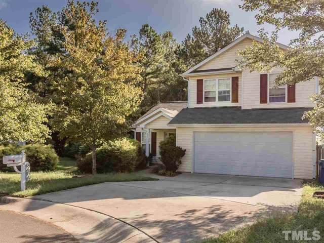 6 Coriander Court, Durham, NC 27713 (#2279991) :: Raleigh Cary Realty