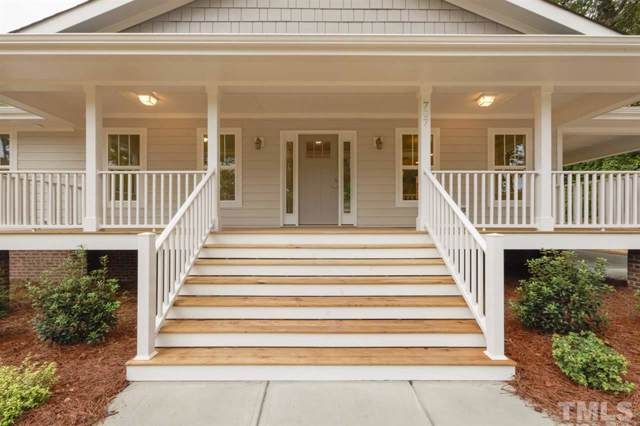 707 W Garden Street, Lillington, NC 27546 (#2280008) :: The Jim Allen Group