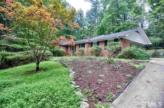 303 N Elliott Drive, Chapel Hill, NC 27516 (#2280039) :: Rachel Kendall Team