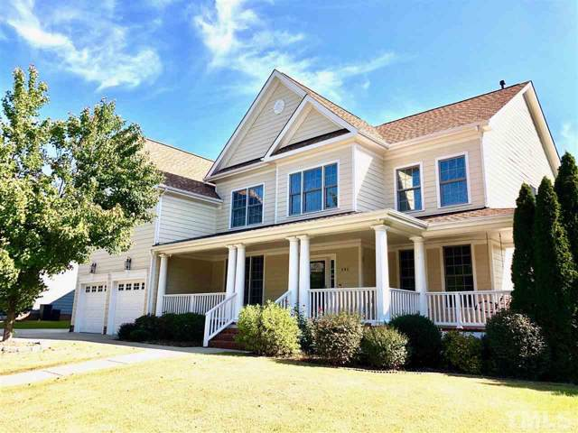 202 Greenfield Knoll Drive, Cary, NC 27519 (#2280216) :: The Jim Allen Group