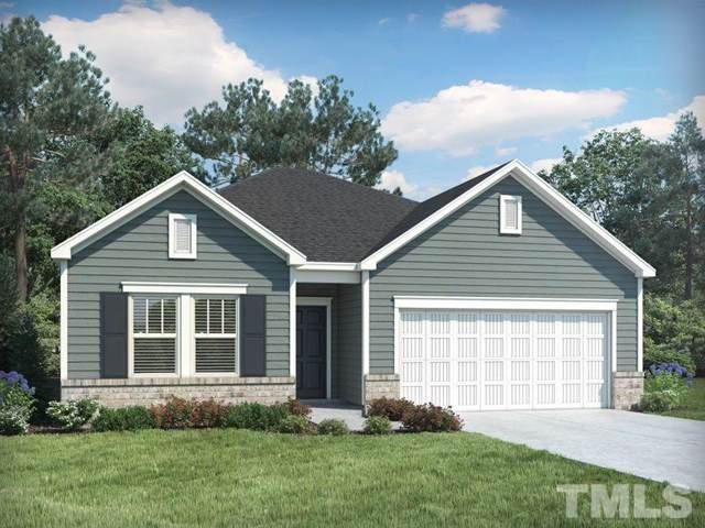 2541 Finkle Grant Drive, New Hill, NC 27562 (#2280264) :: Marti Hampton Team - Re/Max One Realty