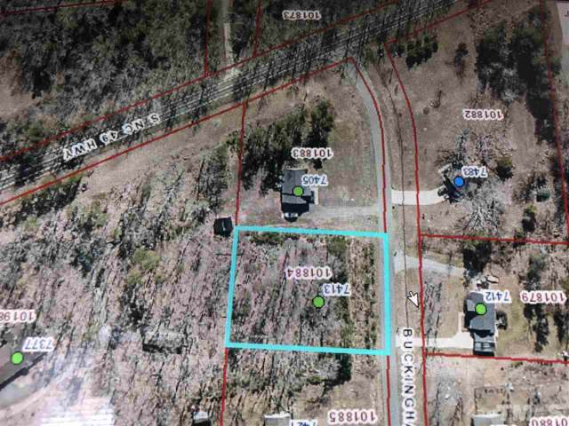 7413 Buckingham Mountain Road, Snow Camp, NC 27349 (#2280364) :: The Perry Group