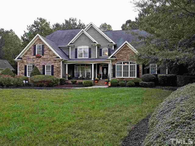 7304 Sparhawk Road, Wake Forest, NC 27587 (#2280379) :: Dogwood Properties