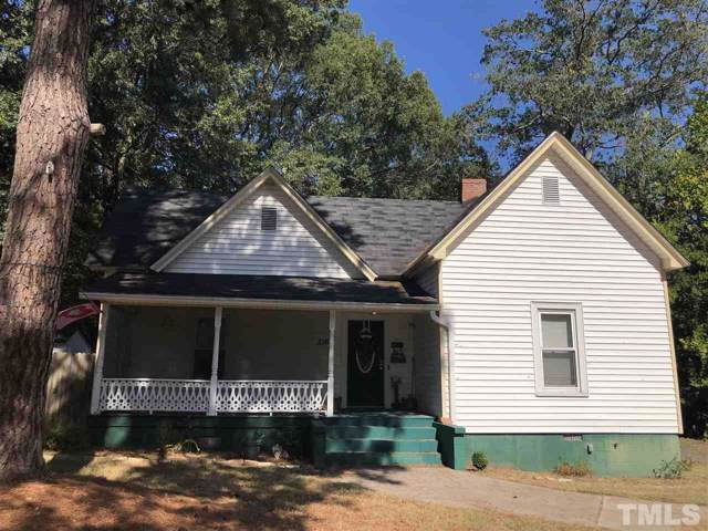 216 Coleman Street, Oxford, NC 27565 (#2280395) :: Marti Hampton Team - Re/Max One Realty