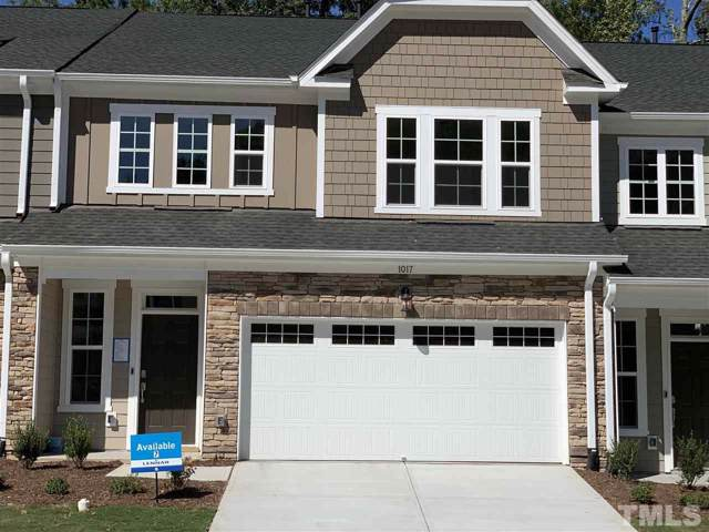 1017 Hero Place, Cary, NC 27519 (#2280410) :: Marti Hampton Team - Re/Max One Realty