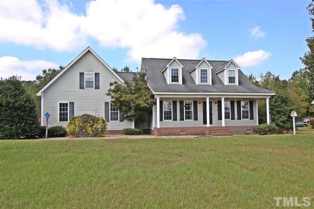 85 Hawley Ridge Drive, Dunn, NC 28334 (#2280539) :: Real Estate By Design