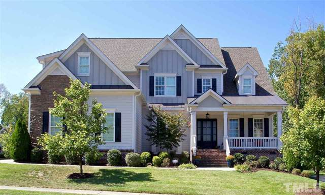 717 Rolling Springs Drive, Cary, NC 27519 (#2280565) :: Marti Hampton Team - Re/Max One Realty