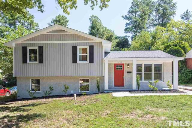2609 Glascock Street, Raleigh, NC 27610 (#2280625) :: Raleigh Cary Realty