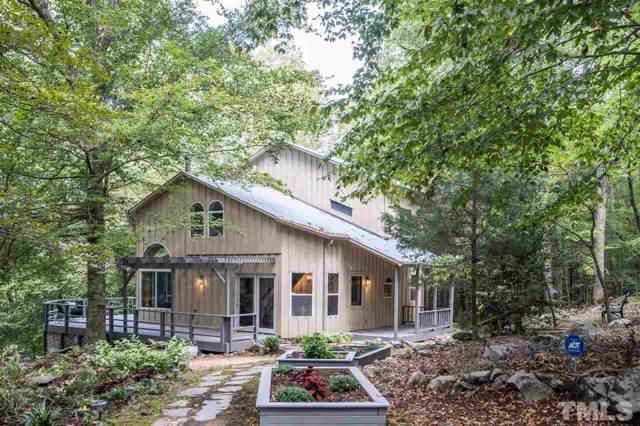 60 Frog Pond Road, Pittsboro, NC 27312 (#2280665) :: Spotlight Realty