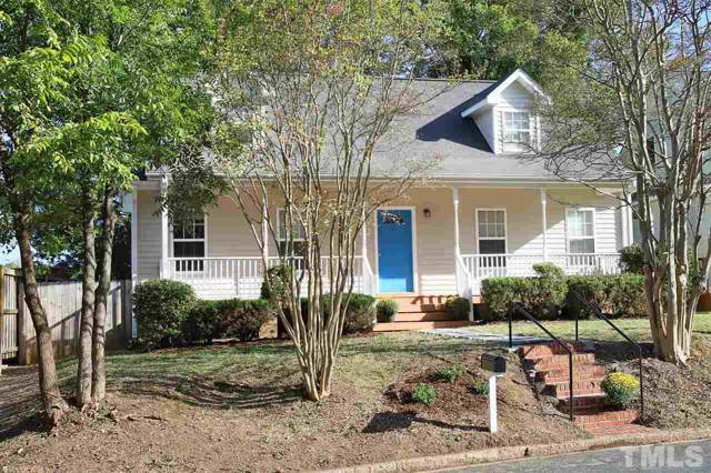 605 Primitive Street, Durham, NC 27701 (#2280677) :: Morgan Womble Group