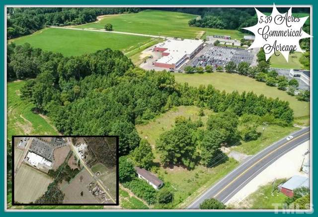 808 Us 401 Highway S, Lillington, NC 27546 (#2280714) :: Raleigh Cary Realty
