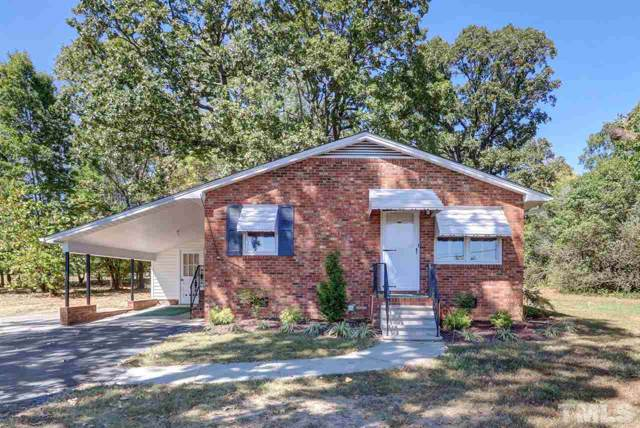 2627 Anthony Road, Burlington, NC 27215 (#2280721) :: The Perry Group