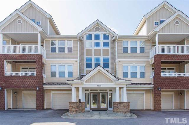 2810 Bedford Green Drive #05, Raleigh, NC 27604 (#2280734) :: Dogwood Properties