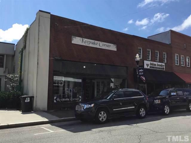 110 N Raiford Street, Selma, NC 27576 (#2280742) :: The Results Team, LLC