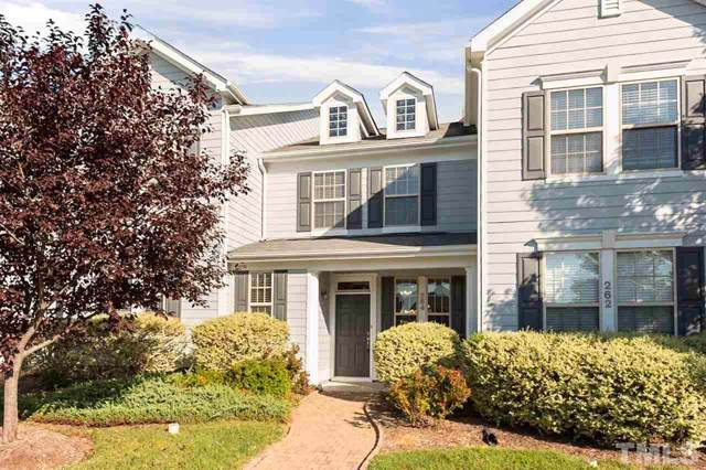 264 Duck Mill Circle, Cary, NC 27519 (#2280744) :: Marti Hampton Team - Re/Max One Realty