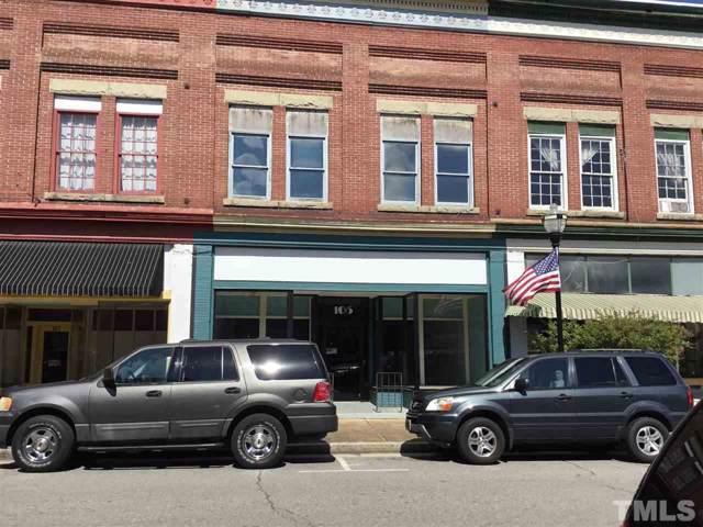 105 N Raiford Street, Selma, NC 27576 (#2280755) :: The Results Team, LLC