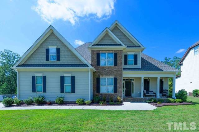 944 Hollymont Drive, Holly Springs, NC 27540 (#2280831) :: Dogwood Properties