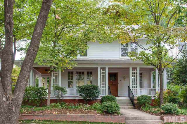 117 Forest Road, Raleigh, NC 27605 (#2280898) :: The Perry Group