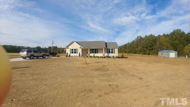 655 Ruffin Road, Princeton, NC 27569 (#2280940) :: The Perry Group
