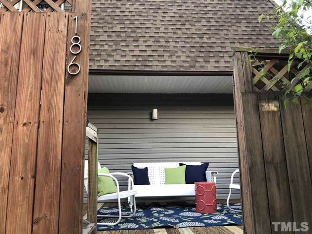 186 Summerwalk Circle #186, Chapel Hill, NC 27517 (#2280941) :: The Perry Group