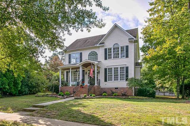 405 Crossway Lane, Holly Springs, NC 27540 (#2281035) :: Raleigh Cary Realty