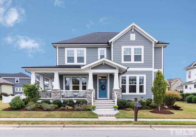 61 Bennett Mountain Trace, Chapel Hill, NC 27516 (#2281138) :: The Perry Group