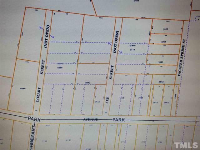 0 Lee Street, Creedmoor, NC 27522 (#2281189) :: The Results Team, LLC