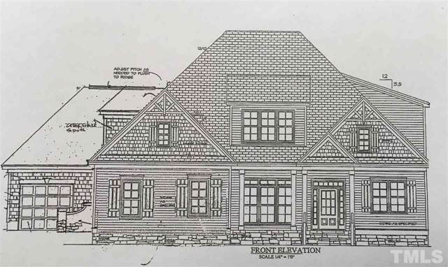 2049 Pleasant Forest Way Lot 5, Wake Forest, NC 27587 (#2281201) :: Rachel Kendall Team