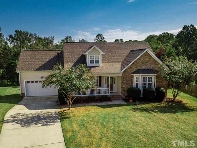 3527 Bluebonnet Drive, Wake Forest, NC 27587 (#2281292) :: Dogwood Properties
