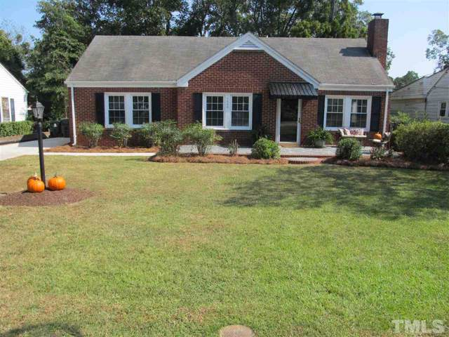 1005 S 8th Street, Lillington, NC 27546 (#2281310) :: Dogwood Properties