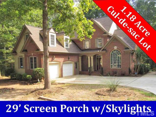 240 Georgetown Woods Drive, Youngsville, NC 27596 (#2281322) :: Spotlight Realty