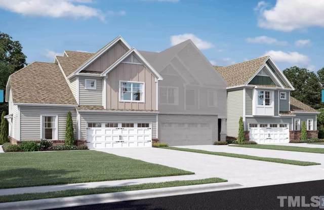 406 Shale Creek Drive, Durham, NC 27703 (#2281330) :: Marti Hampton Team - Re/Max One Realty