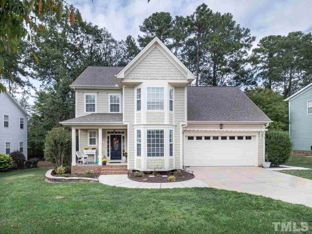 112 Sycamore Ridge Lane, Holly Springs, NC 27540 (#2281389) :: Dogwood Properties