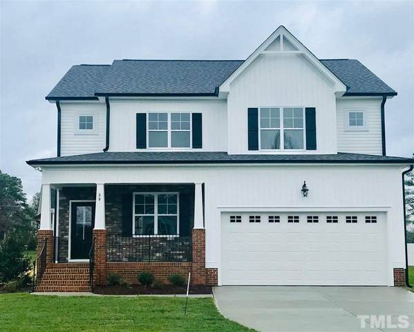 30 Walking Trail, Youngsville, NC 27596 (#2281438) :: The Jim Allen Group