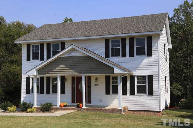 4602 Old Stage Road N, Angier, NC 27501 (#2281440) :: Raleigh Cary Realty