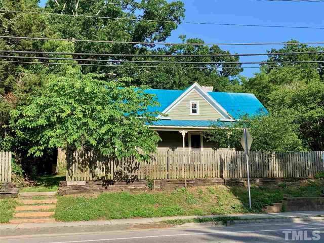 511 N Greensboro Street, Carrboro, NC 27510 (#2281485) :: Spotlight Realty