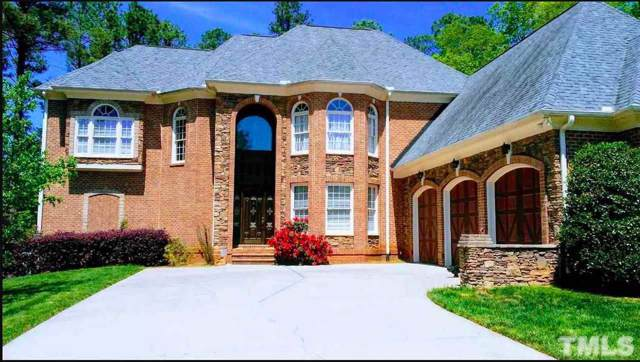 43 Crimson Oak Drive, Durham, NC 27713 (#2281600) :: Spotlight Realty