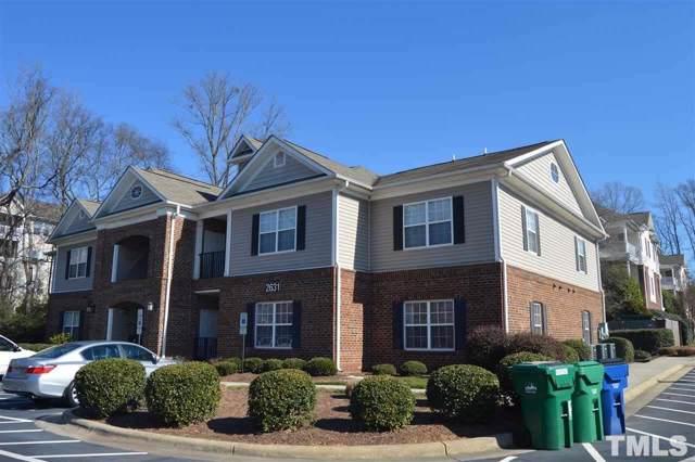 2631 Oldgate Drive #104, Raleigh, NC 27604 (#2281642) :: Dogwood Properties
