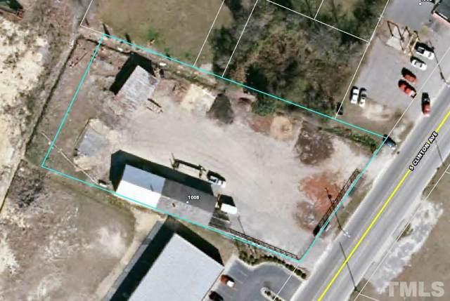 1008 S Clinton Avenue, Dunn, NC 28334 (#2281695) :: Classic Carolina Realty