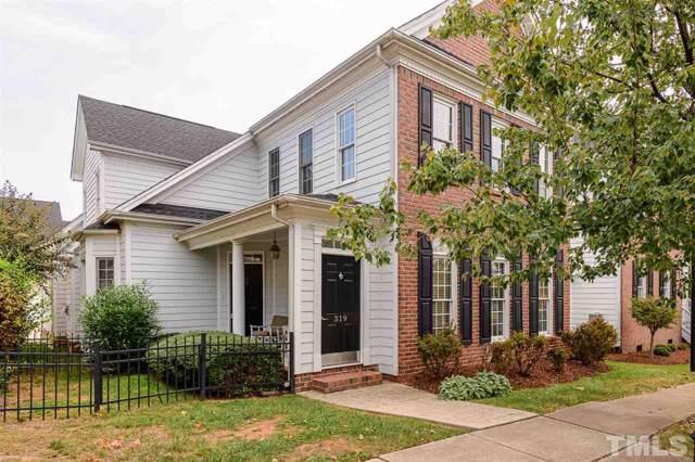 319 Commons Walk Circle, Cary, NC 27519 (#2281722) :: Dogwood Properties