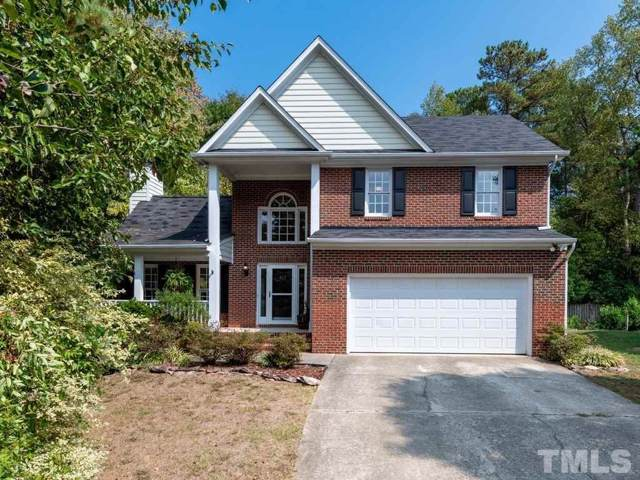 412 New Rail Drive, Cary, NC 27513 (#2281729) :: Real Estate By Design