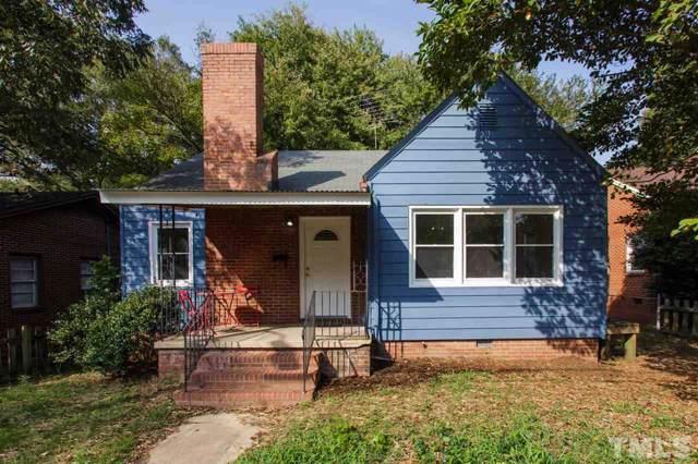 2609 N Roxboro Street, Durham, NC 27704 (#2281737) :: Dogwood Properties